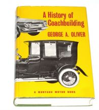 History of Coachbuilding : A (Oliver 1962)